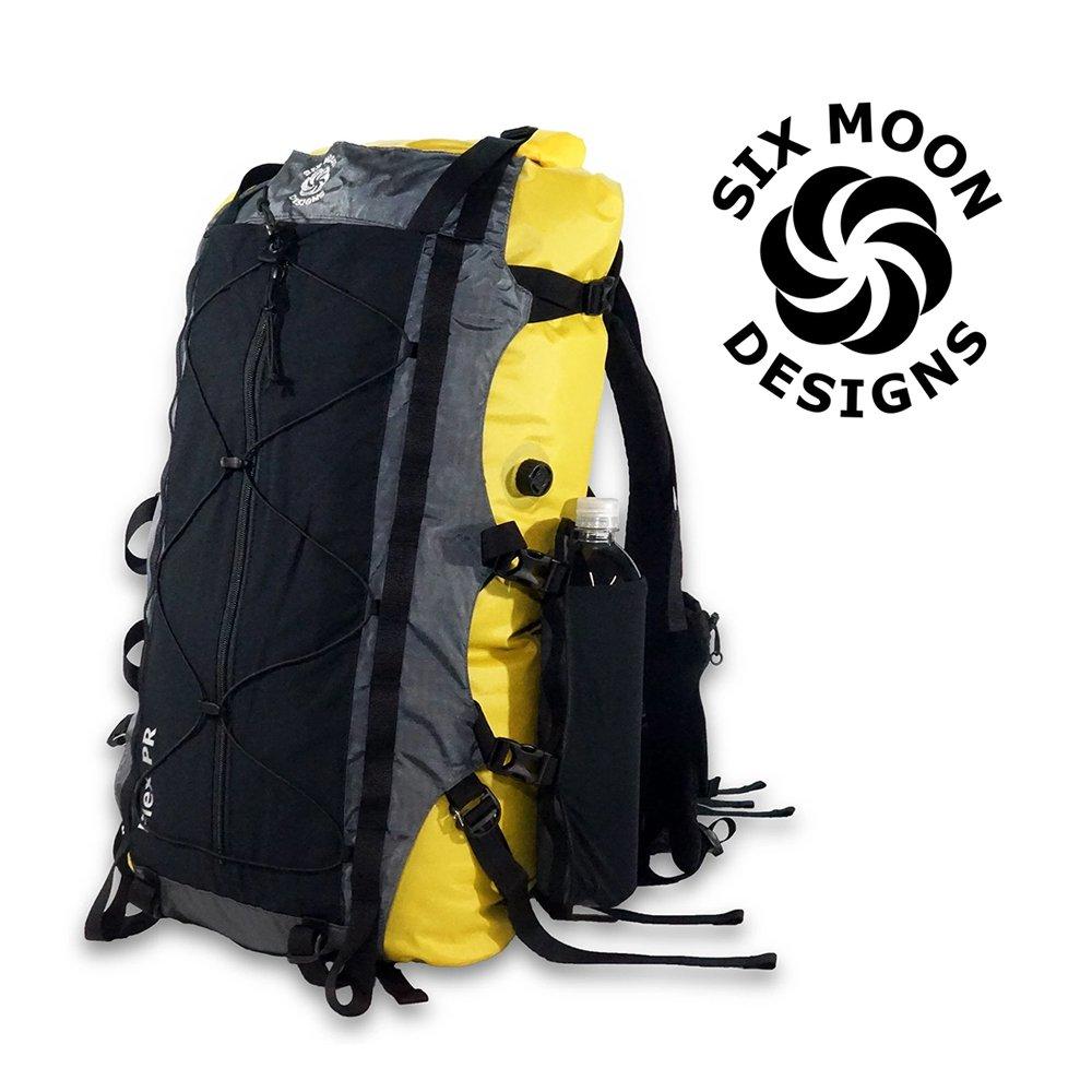 SIX MOON DESIGNS シックスムーンデザインズ Flex Pack フレックスパック バックパック リュック バッグ カヌー ラフティング