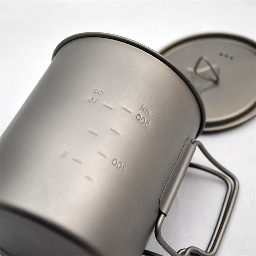 TOAKS トークス Titanium Pot 750ml チタニウム ポット750ml アウトドア食器 カトラリー