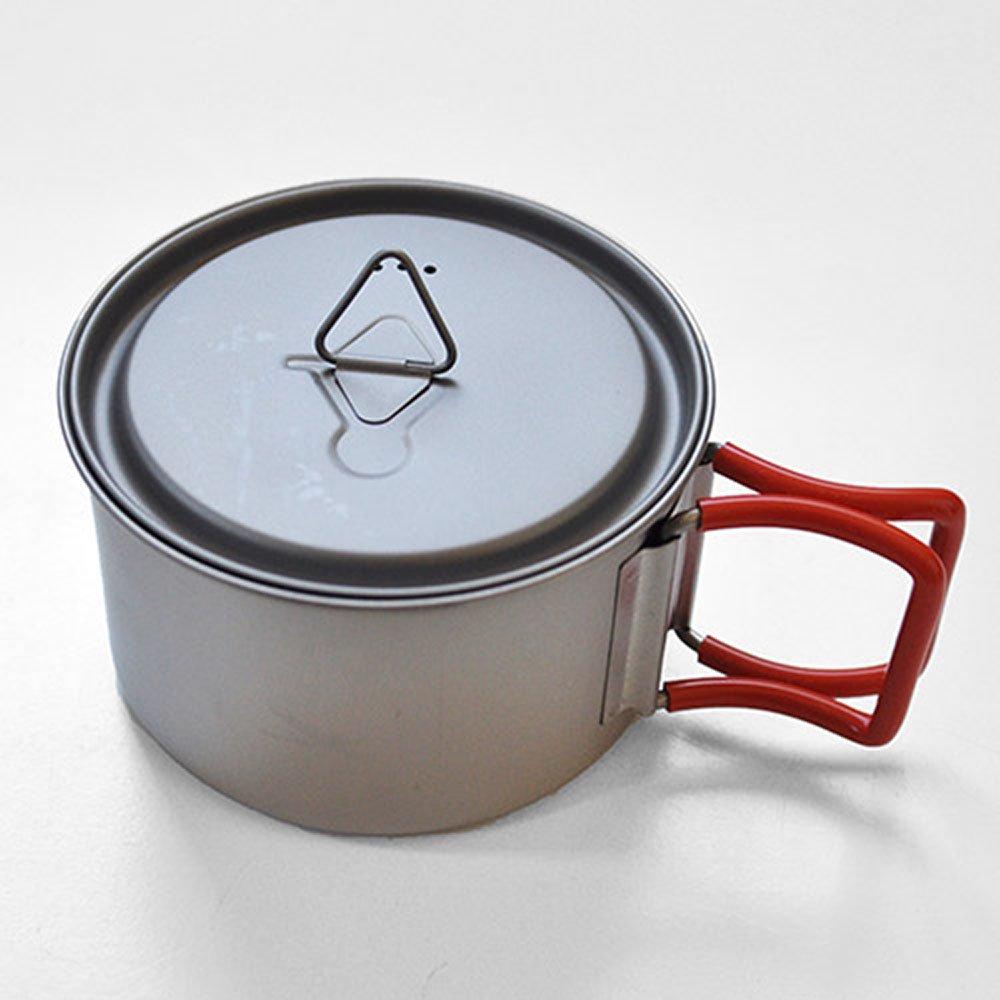 TOAKS トークス Titanium Lid D95mm チタニウム ふた アウトドア食器