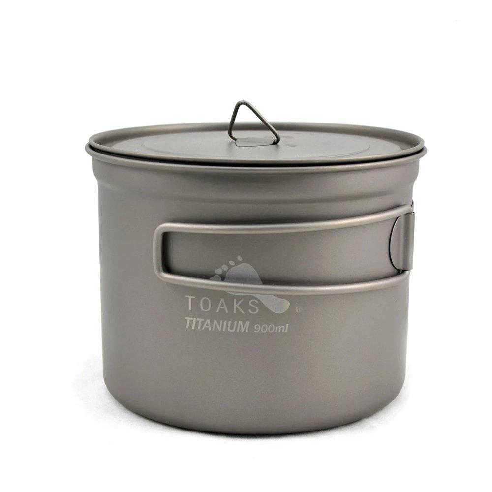 TOAKS トークス Titanium Lid D115mm チタニウム ふた アウトドア食器