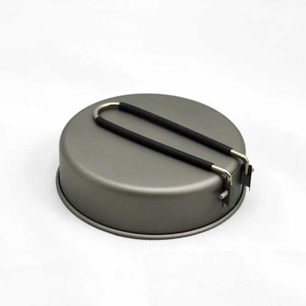TOAKS トークス Titanium Pan D115mm チタニウム パン フライパン アウトドア調理器具