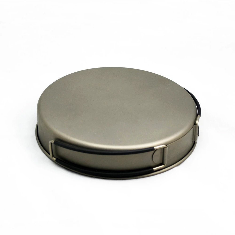 TOAKS トークス Titanium Pan D130mm チタニウム パン フライパン アウトドア調理器具