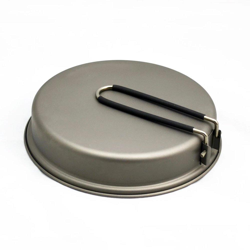 TOAKS トークス Titanium Pan D145mm チタニウム パン フライパン アウトドア調理器具
