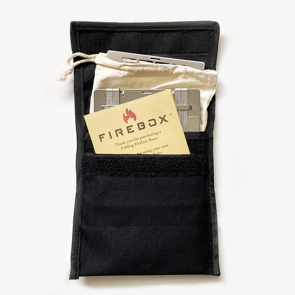 焚き火台 コンパクト ファイヤーボックス The NEW FIREBOX Box Set ストーブセット キャンプ アウトドア