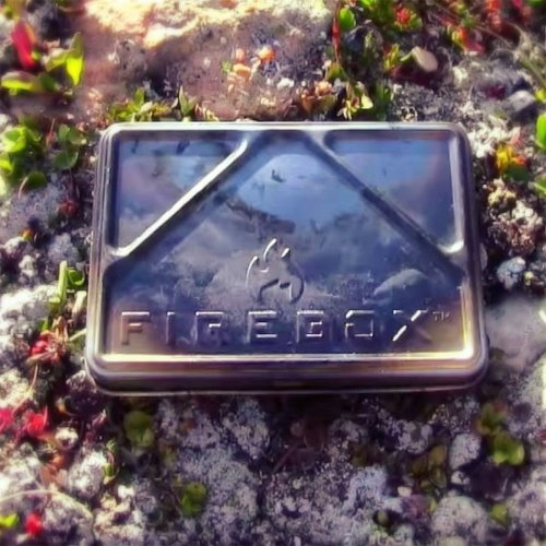 ファイヤーボックス Xケース FIREBOX X-Case ナノストーブ収納 風防 灰受け FB-XC