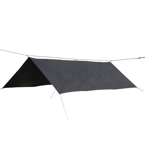 origami tarp オリガミタープ 4.5×3 長方形タープ 折り紙タープ ロープワーク設営 アウトドア キャンプ Bush Craft