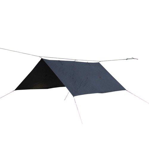 origami tarp 3×3 オリガミタープ 正方形タープ 折り紙タープ ロープワーク設営 アウトドア キャンプ Bush Craft