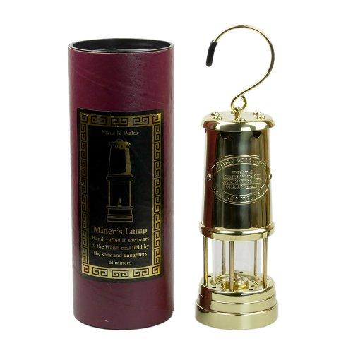 jdバーフォード マイナーズランプ Lサイズ オールブラス #B8 セーフティーランプ オイル ランプ ハンドメイド キャンプ用品 アウトドア jd burford miners lamp ランタン