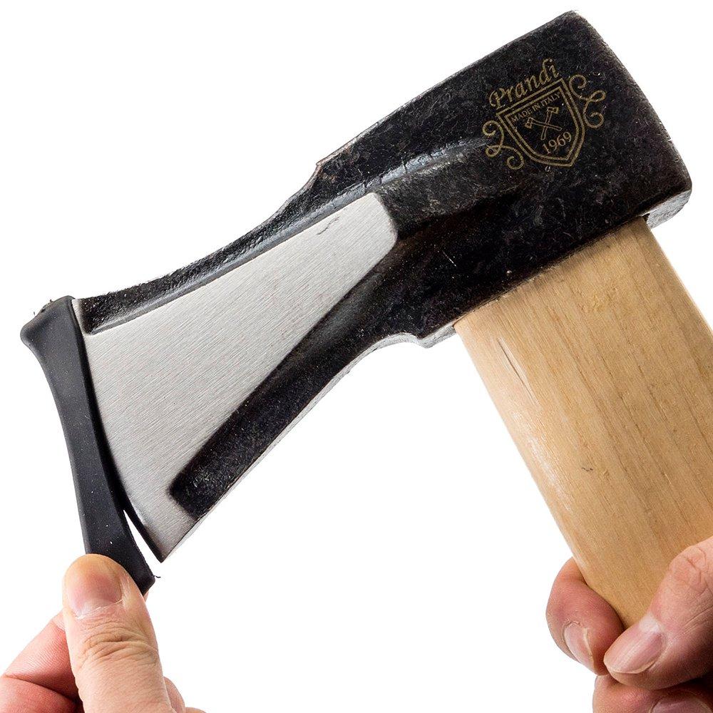 スプリッティングウェッジアックス2000 トラディショナル アッシュハンドル プランディ 斧 PRANDI オノ 焚き付け作成用斧 薪割り キャンプ アウトドア