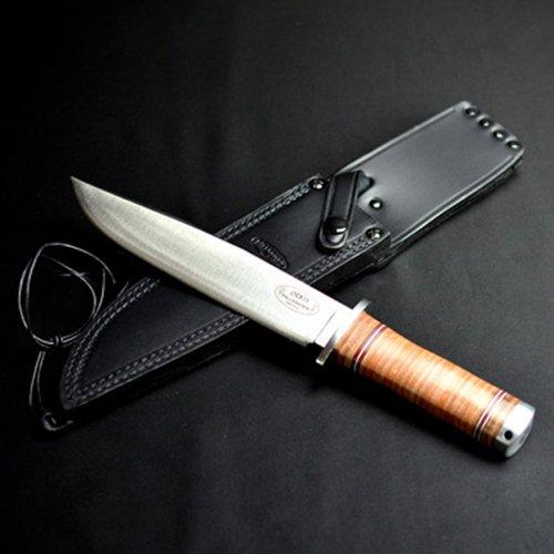 ファルクニーベン ナイフ ハマグリ刃 大型 フィクスドブレード 固定刃 FALLKNIVEN NL2L アウトドア キャンプ