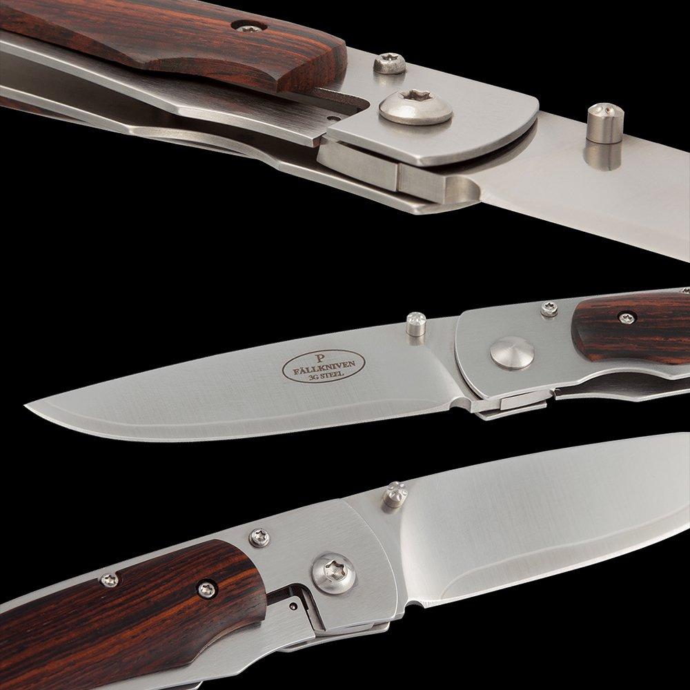 ファルクニーベン ナイフ 折りたたみナイフ コンパクトフォールディングナイフ FALLKNIVEN P3Gc アウトドアナイフ キャンプ