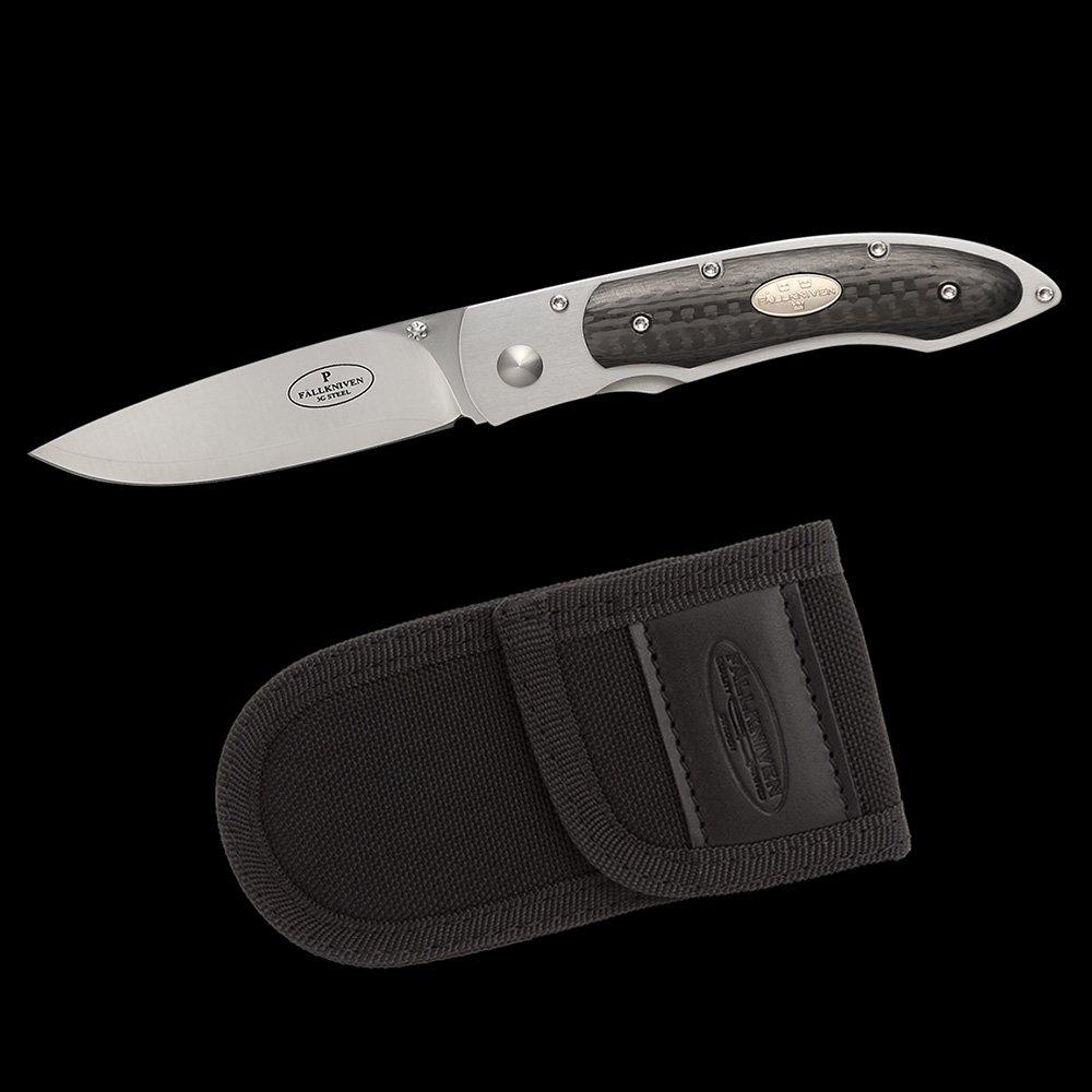 ファルクニーベン ナイフ 折りたたみナイフ コンパクトフォールディングナイフ FALLKNIVEN P3Gcfc アウトドアナイフ キャンプ