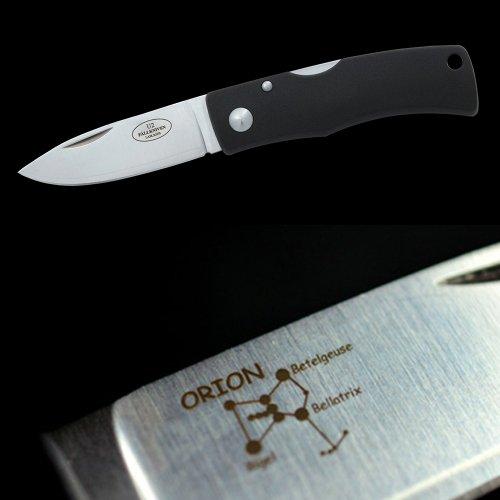ファルクニーベン ナイフ 折りたたみナイフ コンパクトフォールディングナイフ FALLKNIVEN U2or アウトドアナイフ キャンプ