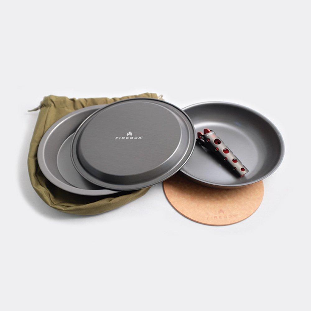 ファイヤーボックス ウルトラクックキット Sサイズ ダッチオーブン Firebox Ultra Cook Kit Small FB-UCKS キャンプ アウトドア