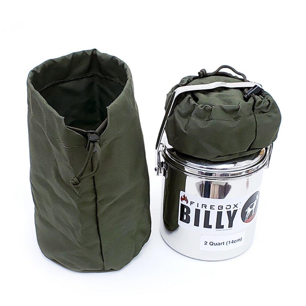 ファイヤーボックス ビリーポットケース Firebox Billy Can case Bag FB-BCB キャンプ アウトドア