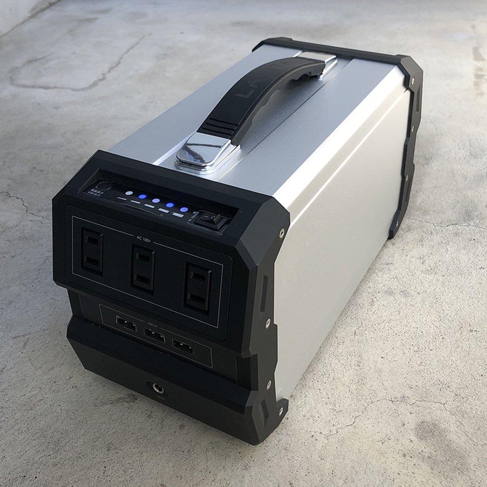LACITA ENERBOX450 ラ・チタ ポータブル電源 エナーボックス 450 CITAEB450 車中泊 防災グッズ 非常用電源 大容量 バッテリー 充電器 AC電源 発電機 停電対策