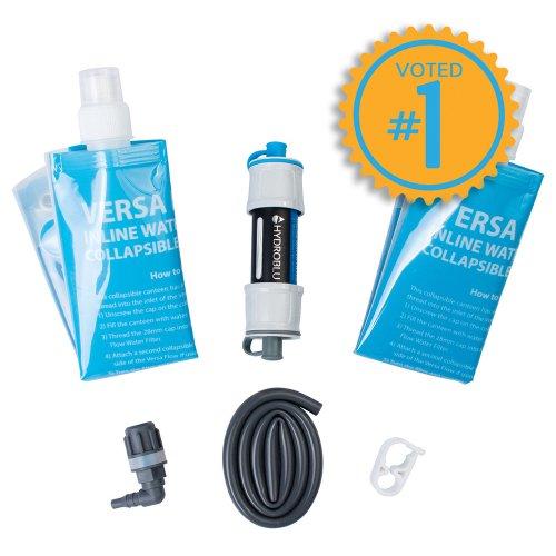 ハイドロブルー ULフィルターセット 軽量 水フィルター 濾過フィルター ウォーターフィルター HYDROBLU UL Filter Set HB-VFUL