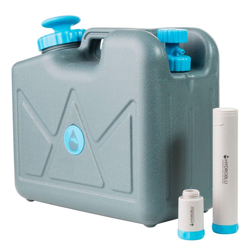 ハイドロブルー ジェリーカン フィルター 加圧式 ジェリ缶 ウォーターフィルター HYDROBLU Jerry Can Water Filter HB-JC