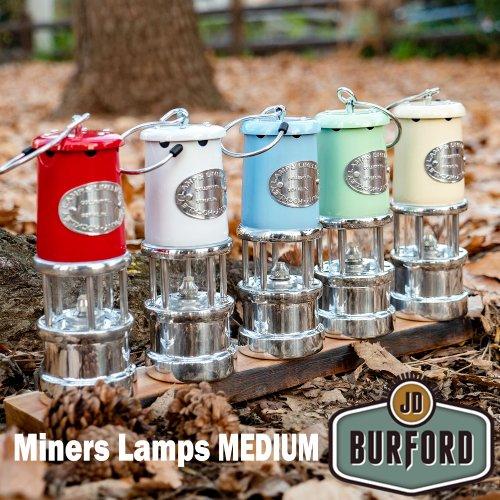 JDバーフォード マイナーズランプ Mサイズ セーフティーランプ オイル ランプ ハンドメイド ランタン キャンプ用品 jd burford miners lamp MEDIUM