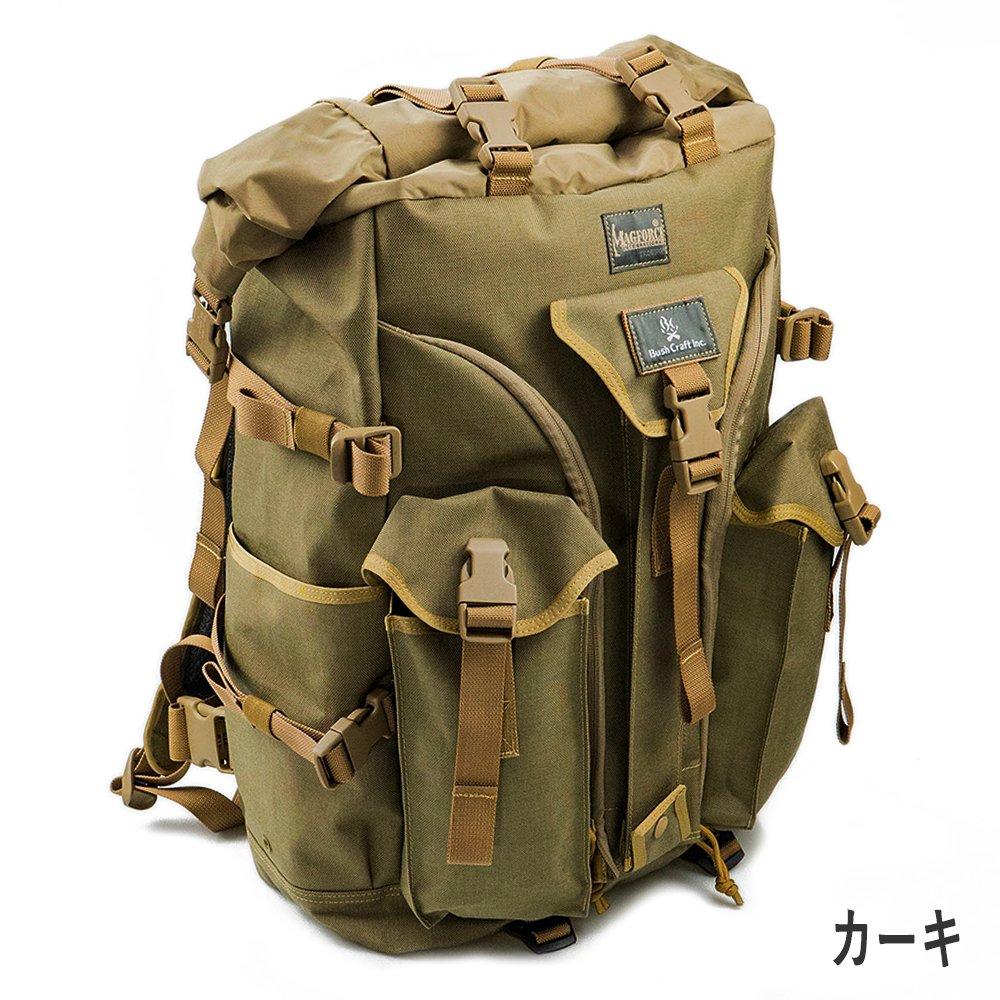 Bush Craft Inc. × MAGFORCE Bush Craft BAG ブッシュクラフト×マグフォースコラボ バックパック ブッシュクラフトパック