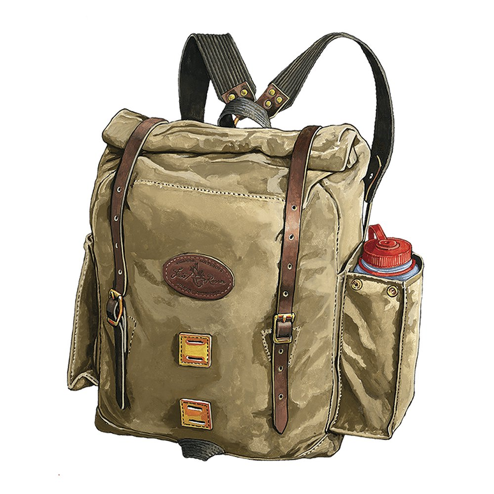 Frost River Arrowhead Trail Rolltop Pack #397 フロストリバー アローヘッドロールトップ15 ロールトップバッグ バックパック CAMP OUTDOOR