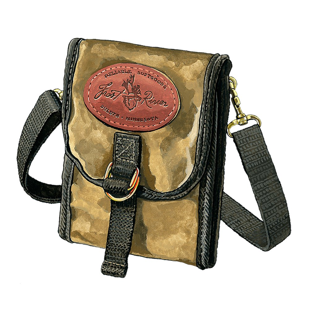 Frost River Circle Tour Travel Wallet サイクルツアートラベルウォレット #551 ショルダー ウォレット CAMP OUTDOOR