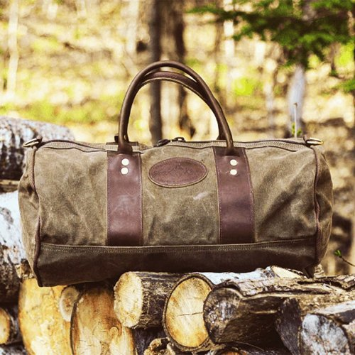 Frost River ImOut Duffel Bag Large フロストリバー ダッフルバッグ ラージ #690 ドラム型バッグ CAMP OUTDOOR
