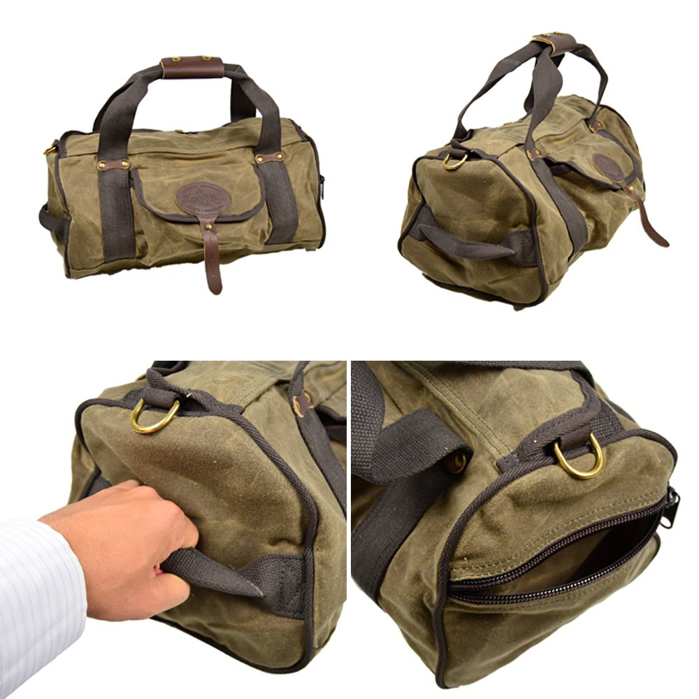 Frost River Explorer Duffle Small エクスプローラー ダッフルバッグ スモール #702 CAMP OUTDOOR