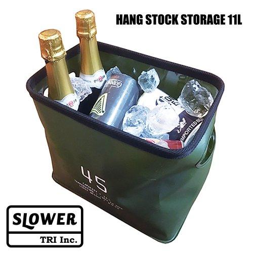 SLOWER HANG STOCK STORAGE 11L スロウワー ハングストック ストックストレージ 11リットル ストレージボックス バケツ