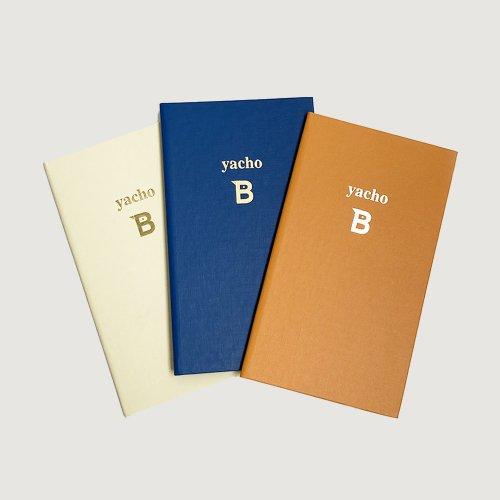 日本野鳥の会 バードウォッチング野帳 ハード表紙 3mm方眼ノート ツバメネイビー アホウドリクリーム コマドリオレンジ