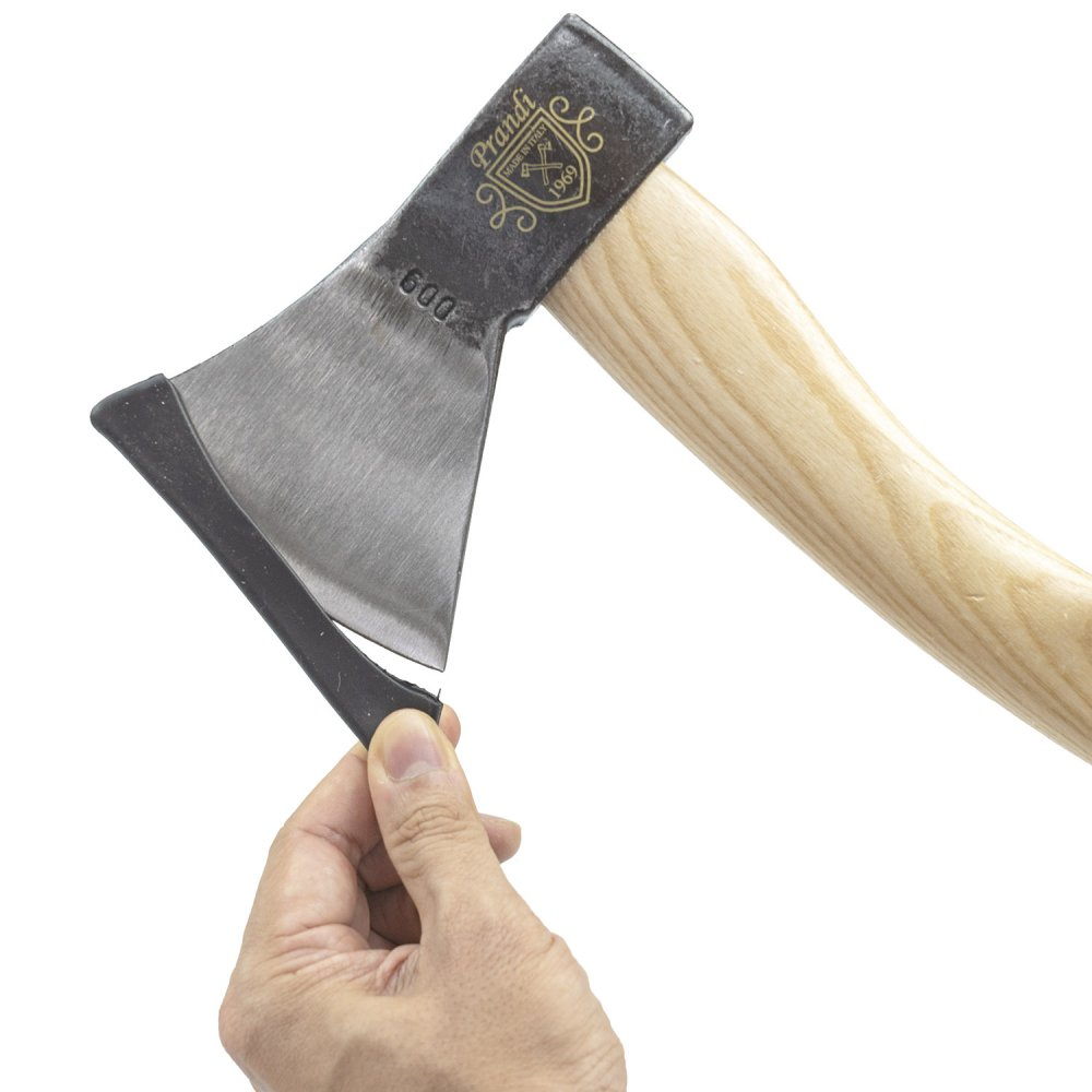 PRANDI ジャーマンタイプハチェット600 トラディショナル アッシュハンドル プランディ 斧 オノ