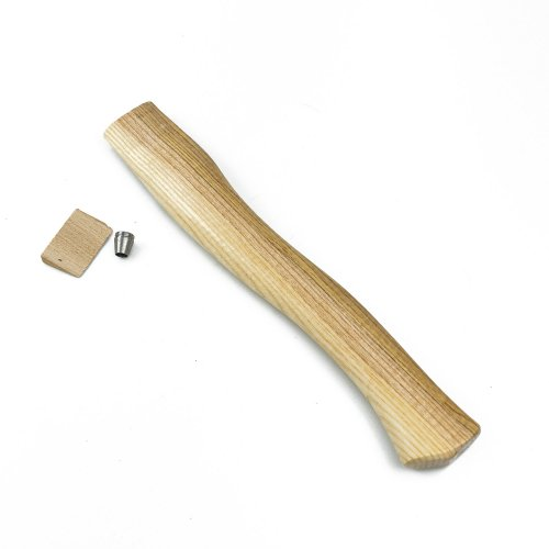 PRANDI プランディ キャンピングハチェット500用アッシュハンドル(33cm) 斧 オノ 交換用柄