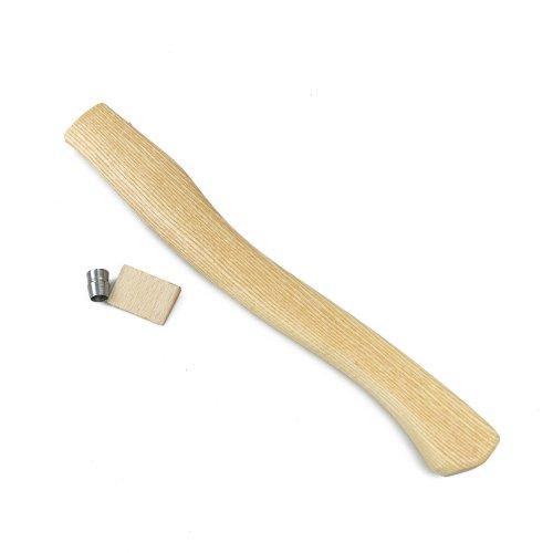 PRANDI プランディ YKANKEEハチェット600用 アッシュハンドル(38cm) 斧 オノ 交換用柄