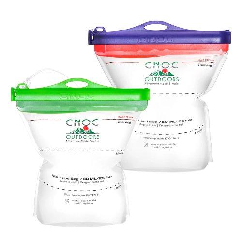 クノックアウトドア バックフードバッグ 54g 軽量 折りたたみ CNOC Outdoor Buc Food Bag CN-CSB