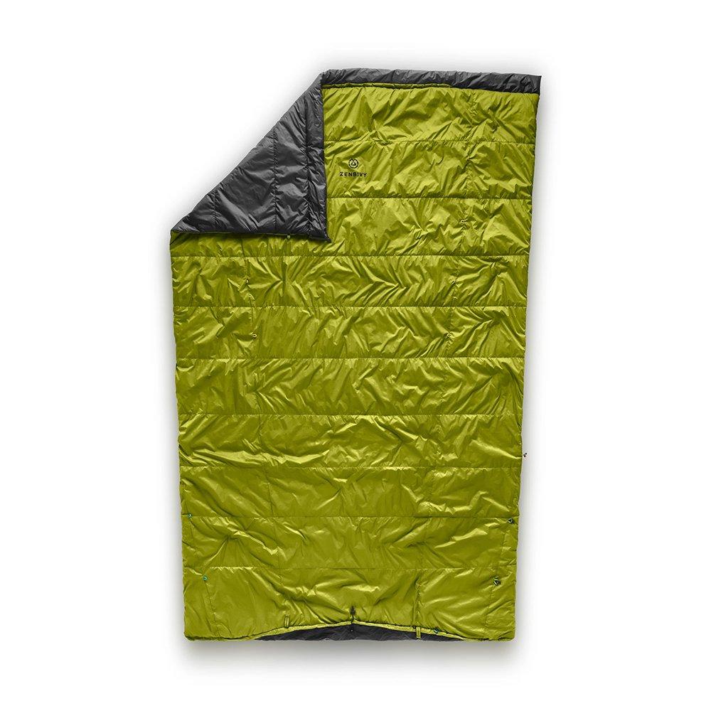 ゼンビビィ ライトキルト シンセティック 保温域4℃ 寝袋 ZEBBIVY Light Quilt Synthetic