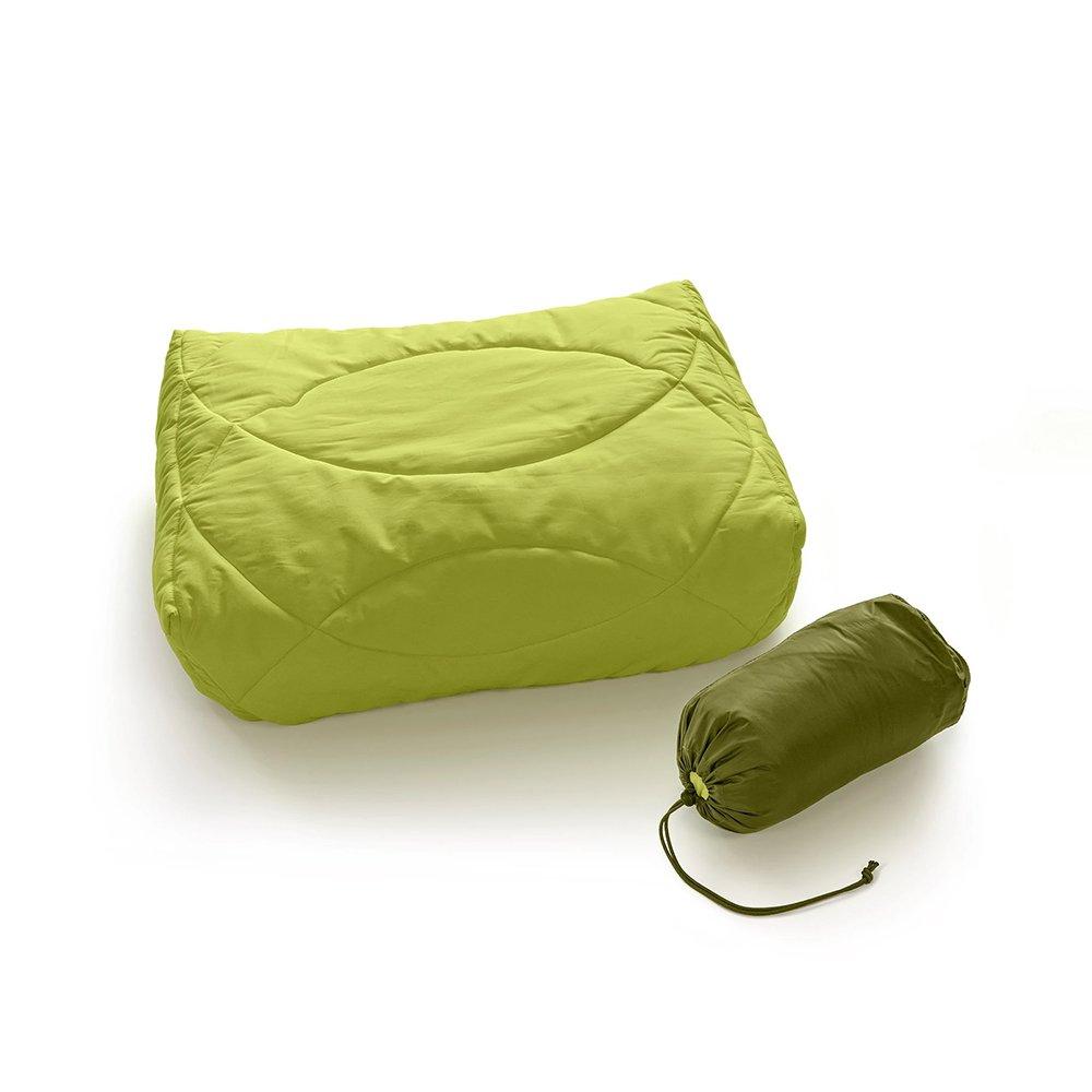 ゼンビビィ ピロー 枕 エアーピロー 枕カバー取り外し可 ZENBIVY Pillow 142g