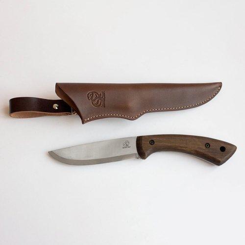 ビーバークラフト ステンレススチール ブッシュクラフトナイフ レザーシース付き Beaver Craft Stainless Steel Bushcraft Knife