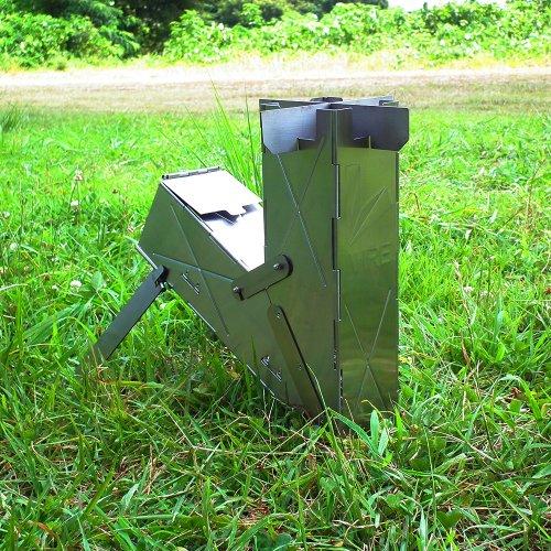 VIRE Outdoor Solution VIRE Stove バイヤーアウトドアソリューション バイヤーストーブ ロケットストーブ
