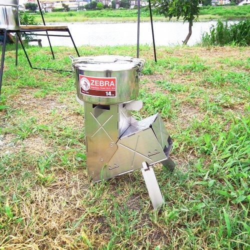 VIRE Outdoor Solution Mini VIRE Stove バイヤーアウトドアソリューション ミニバイヤーストーブ ロケットストーブ