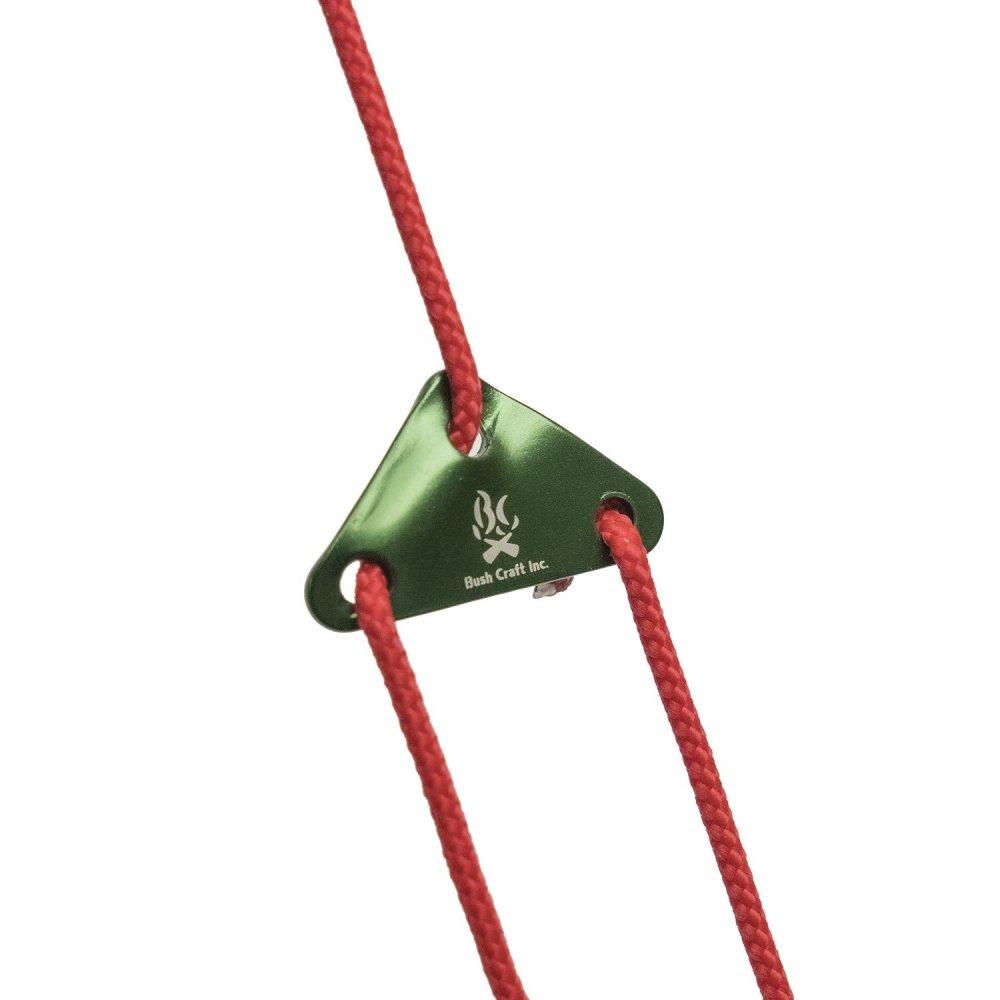 Bush Craft ブッシュクラフト 自在金具10枚入り テント タープ 金具