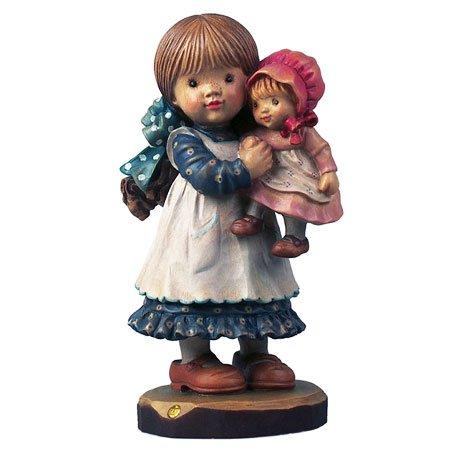 ANRI - My favorite doll - Sarah Kay アンリ 木彫り人形 サラ・ケイ