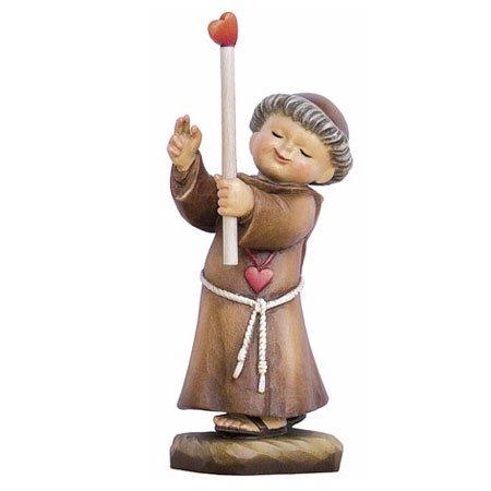 ANRI - The blessing - Juan Ferrandiz アンリ 木彫り人形 ホアン・フェランディス