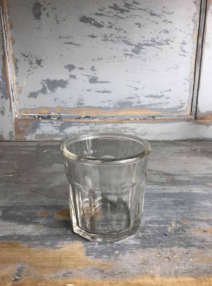 ガラスのコンフィチュールポット ジャムポット 1