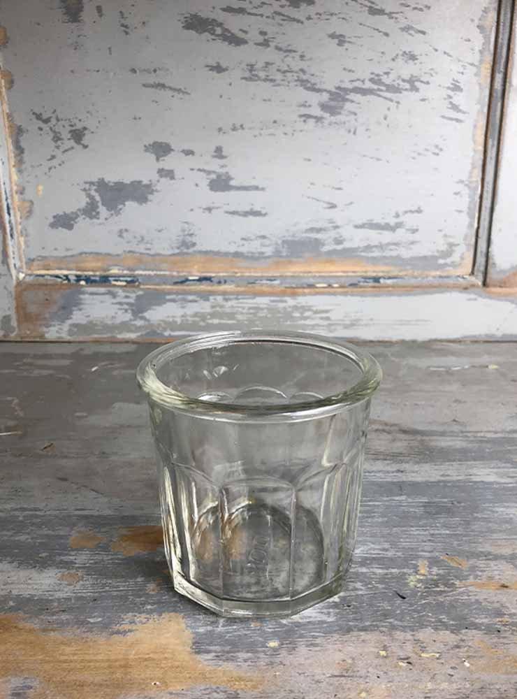 ガラスのコンフィチュールポット ジャムポット 2