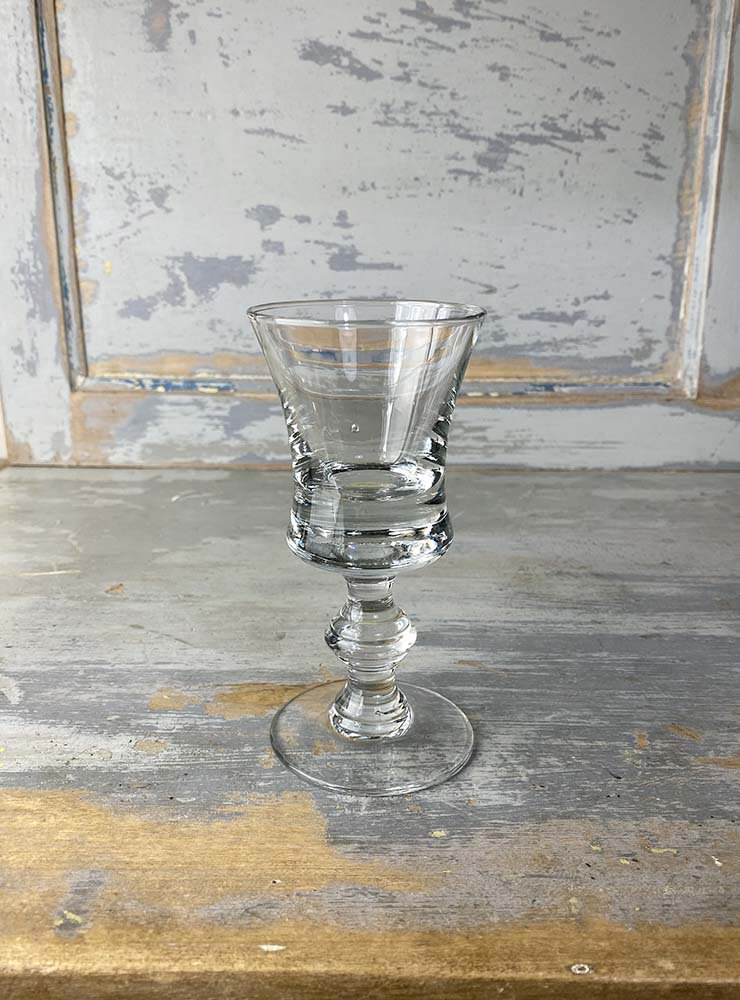 厚底のリキュールグラス ビストログラス 3