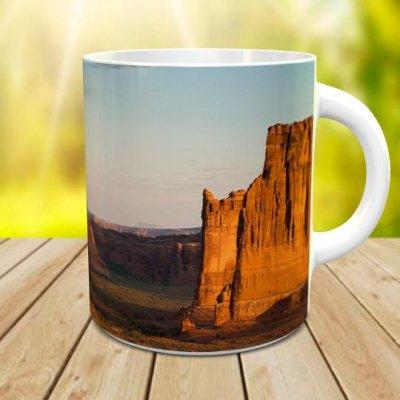 「Three Wisemen(ブライスキャニオン国立公園)」 オリジナルマグカップ