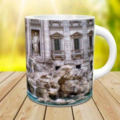 「トレヴィの泉」 オリジナルマグカップ