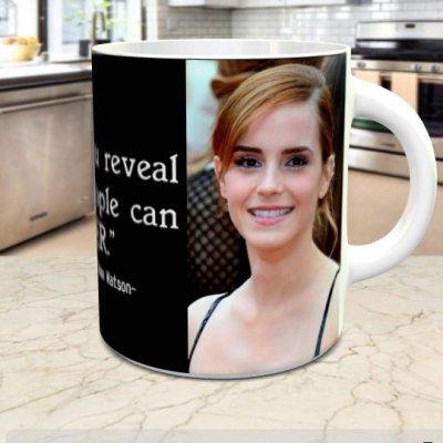 「Emma Watson」 オリジナルマグカップ