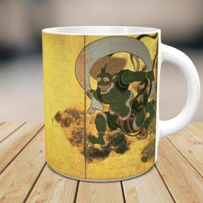 「風神雷神図」 オリジナルマグカップ