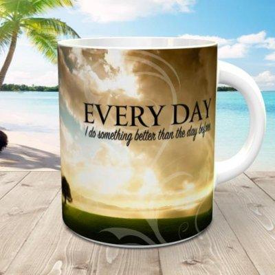 「Every Day」 オリジナルマグカップ